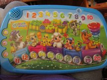 Leapfrog Touch Magic Counting Train in Joliet, Illinois
