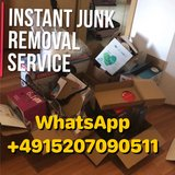 KMC JUNK REMOVAL SERVICE, TRASH HAULING GARBAGE DISPOSAL DEBRIS REMOVAL in Ramstein, Germany