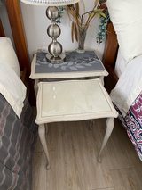 Antique Nest Side Table (2 piece) in Okinawa, Japan