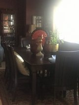 Family dining table in Travis AFB, California