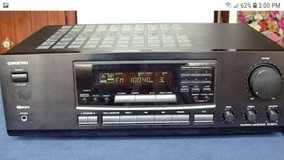 Onkyo TX-8211 receiver in Joliet, Illinois