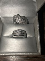 Diamond rings in Fort Campbell, Kentucky