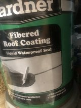 Roof Coating- 5 Gallon Gardner Liquid Waterproof Seal in Chicago, Illinois