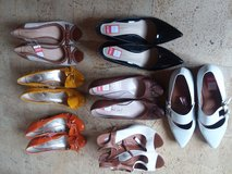 7 Pairs Ladies Shoes Euro Size 39 in bookoo, US