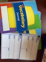 Vocabulary Journals-Set of 10 in St. Charles, Illinois