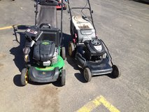 Various Mowers $99 and up in Orland Park, Illinois