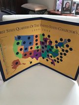First St Quarters Collectors Map in Camp Pendleton, California