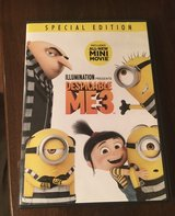 Despicable Me 3 DVD in Naperville, Illinois