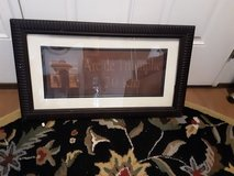 French Phase framed - rectangle in Fairfield, California