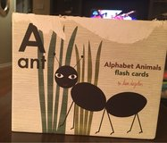 Alphabet Animals Flash Cards in St. Charles, Illinois