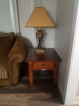 End Table/Lamp in Fort Lewis, Washington