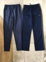 Boys Adidas Sweat Pants Size XL (14) in Chicago, Illinois