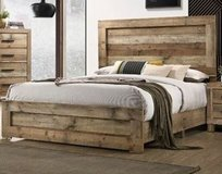 United Furniture - Gobi Full Size Bed with Delivery - with Basic Mattress & Box Frame $809 in Wiesbaden, GE
