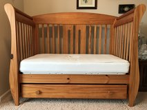Reduced: Must Sell!! Daybed, Changing Table & Armoire in Yorkville, Illinois
