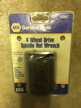 4 Wheel Drive Spindle Nut Wrench in Fairfield, California