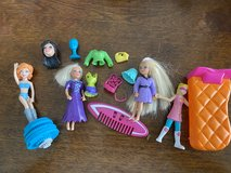 Assorted Polly Pocket Pieces in Yorkville, Illinois