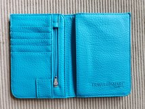 NEW  Travel Smart passport wallet in St. Charles, Illinois