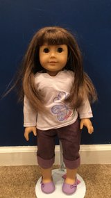American Girl Doll Truly Me Brown Hair in Aurora, Illinois