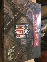 NFL Monopoly in Travis AFB, California