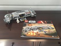 LEGO Star Wars Resistance Troop Transporter 75140 Ages 8-14 (646 pieces) in St. Charles, Illinois