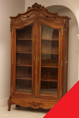 Freddy's - Louis XV bookcase in Spangdahlem, Germany