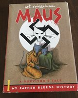 Maus, A Survivor's Tale in St. Charles, Illinois