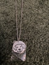 Necklace - Dog in Westmont, Illinois