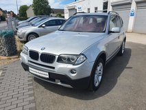 2007 BMW X3 2,0 M sport XDRIVE (AWD)*TURBO DIESEL * NEW INSPECTION *NAVIGATION GPS*LEADER in Spangdahlem, Germany