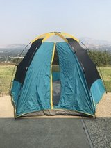 Wenzel 1887 solitude 4 person tent in Travis AFB, California