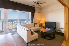 Premium condo, fully furnished - URTORE MIHAMA in Okinawa, Japan