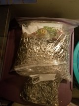 Bags of pop tabs in Naperville, Illinois