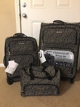 3 piece luggage in Cleveland, Texas