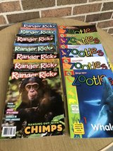 12 Ranger Rick and Zootles in Bartlett, Illinois