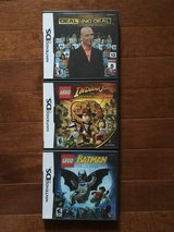 Nintendo DS Games in St. Charles, Illinois