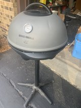 george foreman electric indoor/outdoor barbecue grill in Tinley Park, Illinois