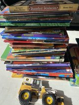 Lots of children books in Orland Park, Illinois
