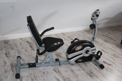 Body Coach RC31 Recumbent Exercise Bicycle * Cleaning out sale. Lots must go * in Wiesbaden, GE