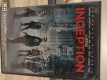 Inception DVD in St. Charles, Illinois