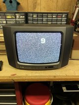 Bell & Howell old TV set w remote in Naperville, Illinois