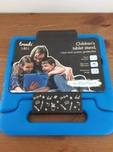Kids/Child's Blue iPad Mini Protective Carry Case and Screen Protector in Lakenheath, UK