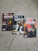War of the Undead Comic Lot in Camp Lejeune, North Carolina