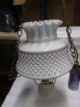antique hobnail chandelier in Elizabethtown, Kentucky
