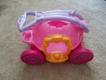 Pink Mega Bloks Carriage in Clarksville, Tennessee