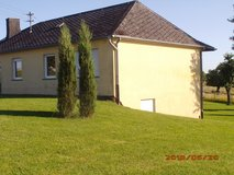 Garage / Pets allowed - 1 apartment /  a big Garage !!! - lots of space - wonderful in Spangdahlem, Germany