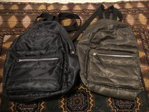 2 Women's Small Backpack (1 Camo Green and 1 Black) in Ramstein, Germany