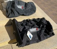 Weber BBQ Rolling Duffel Bag & Cover in Ramstein, Germany