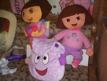 DORA  Diego backpack -doll-fold.house-writing table seat storages in Ramstein, Germany