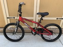 "20"" BOYS WIPEOUT NEXT BMX BIKE in Fairfield, California"