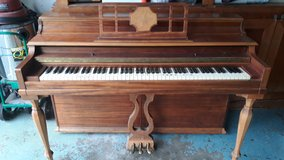 Spinet Piano Winter & Company Antique Vintage Upright in Aurora, Illinois