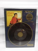 "1957 Elvis record ""all shook up"" in Fort Knox, Kentucky"